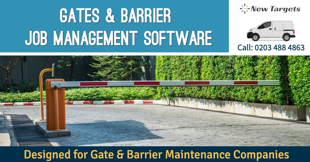 electric gates software