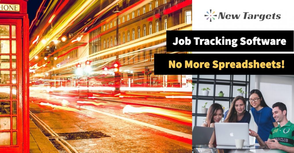 Job Tracking Software