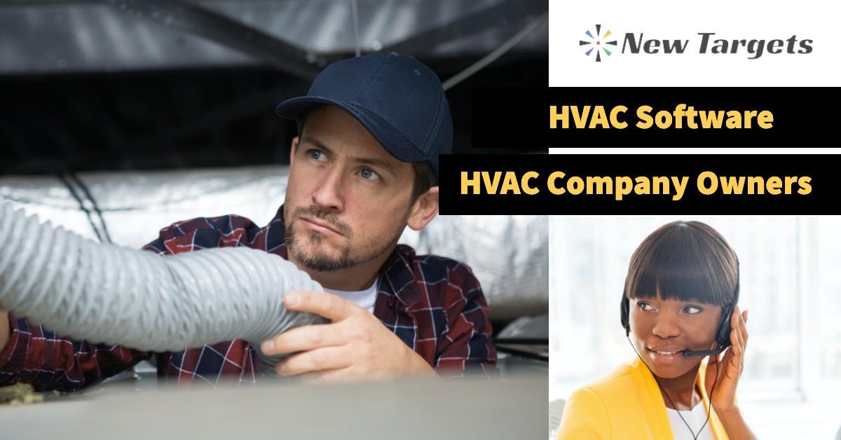 HAVAC Software for contractors job planning