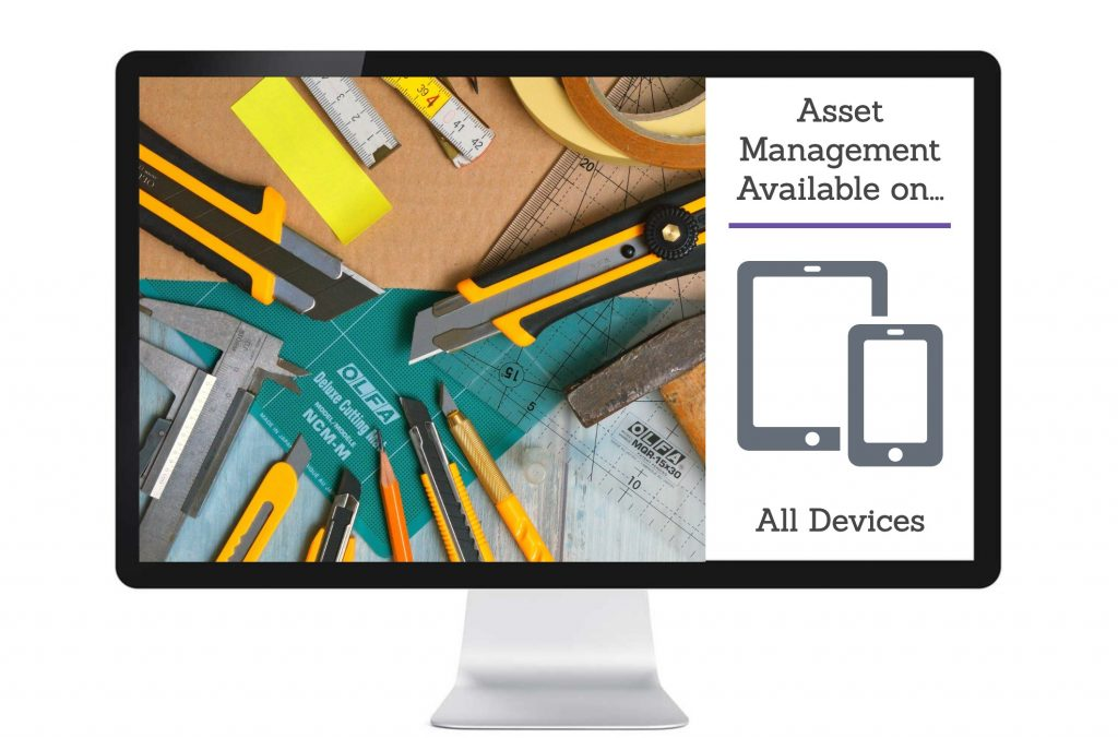 Property Asset Management on all devices