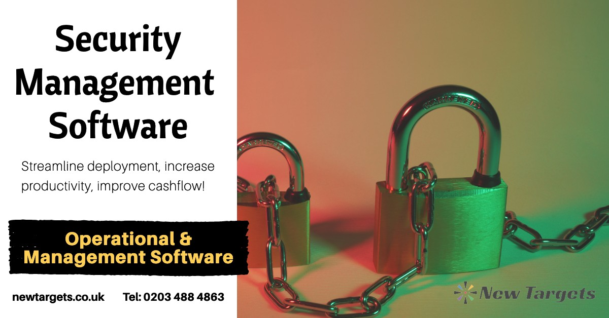 Security Management Software